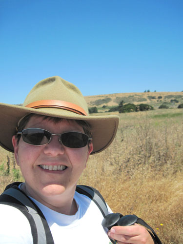 Me at Wilder Ranch State Park