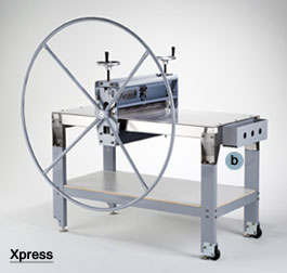 Whelan Xpress etching press