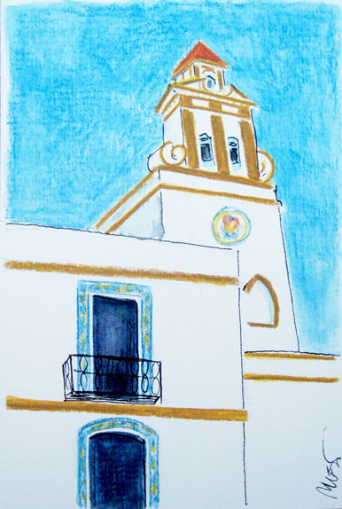 Church in Guillena