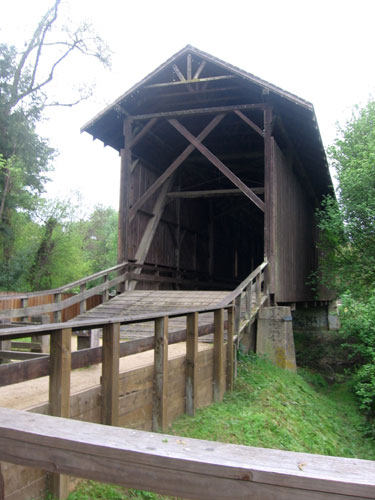 Felton's covered bridge