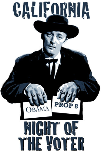 California Night of the Voter